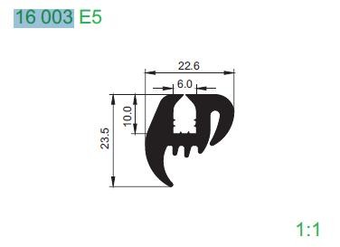 PROFIL 16003 E5