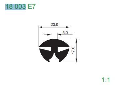 PROFIL 18003 E7