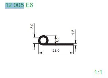 PROFIL 12005 E6