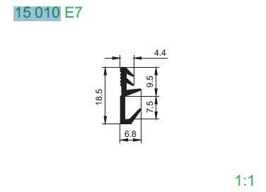 PROFIL 15010 E7