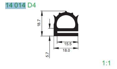 PROFIL 14014 E55