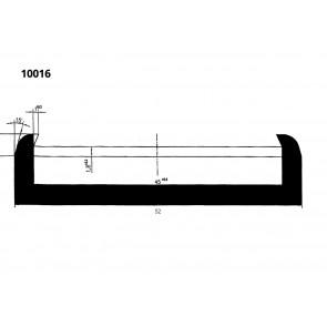 PROFIL 10016 E7 L30000 MM