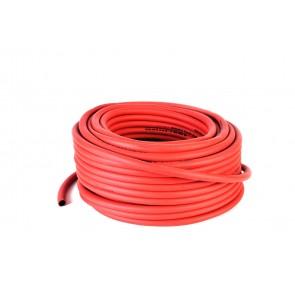 Gumi Cev Za Vodo  FI 25mm Rdeča
